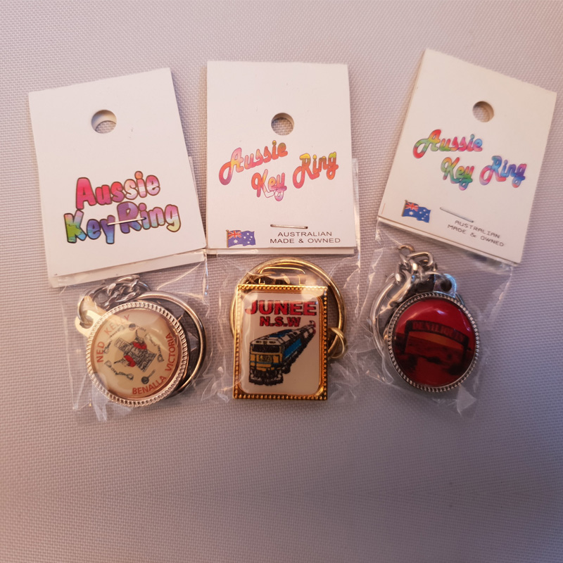 Sunrise Products offers Custom Made Keyrings