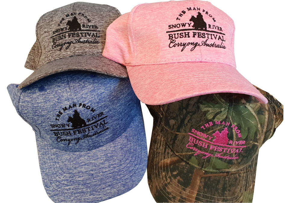 Headwear at Sunrise Products Albury